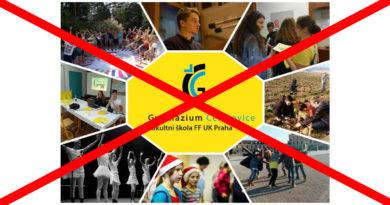 Kdo je ve hře o osud Gymnázia Čelákovice
